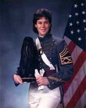 West Point graduate Laura Slattery