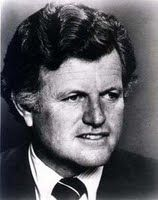 Young Sen.  Kennedy